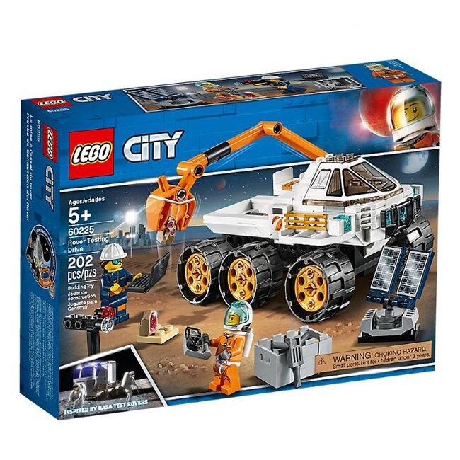 60225【LEGO 樂高積木】城市 City 系列 - 太空基地探險車(6)