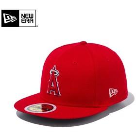【メーカー取次】NEW ERA ニューエラ Kid's キッズ用 59FIFTY MLB On-Field ロサンゼルス エンゼルス レッド 11901040 キャップ 子供用 帽子 ブランド