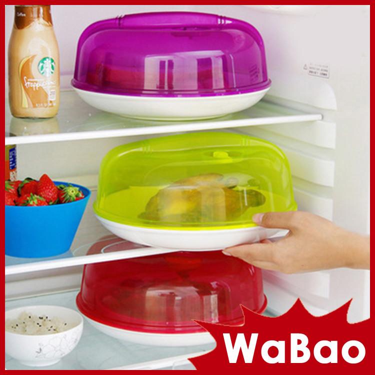 冰箱保鮮蓋 微波爐加熱蓋(四色任選)