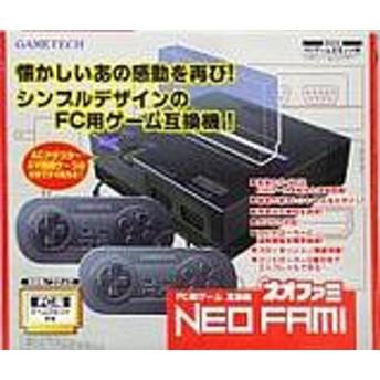 【送料無料】【中古】FC ファミコン ネオファミ 互換機 本体