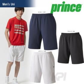 テニスウェア ユニセックス プリンス Prince ハーフパンツ WU7210 2017FW 2017新製品 [ポスト投函便対応]