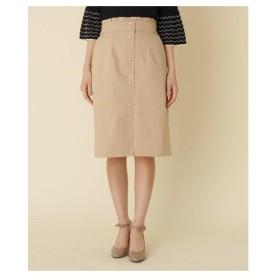 Couture Brooch(クチュールブローチ)【洗える】パールタイトスカート