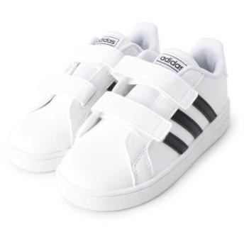 [マルイ] adidas GRANDCOURT I スニーカー/シューラルー(キッズ)(SHOOLARUE Kids)