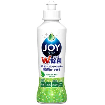 P&G ジョイコンパクト ダブル除菌 緑茶の香り 本体 190ml