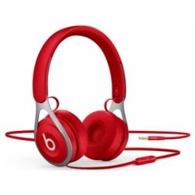 【新品即納】送料無料 beats by dr.dre 密閉型オンイヤーヘッドホン Beats EP ML9C2PA/A レッド ヘッドバンド型 マイク 有線接続 両耳用
