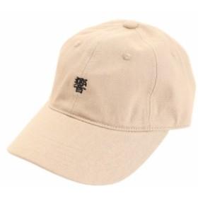 PGAC(PGAC)リネン刺繍キャップ HIBIKI 897PA9ST1727 BEG (Men's)
