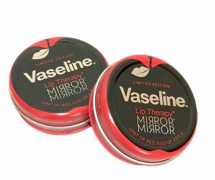 Vaseline 護唇膏 紅吻蘋果款 20g 英國進口