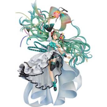 キャラクター・ボーカル・シリーズ01 初音ミク 初音ミク Memorial Dress Ver. 1/7 塗装済み完成品フィギュア
