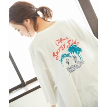(BAYFLOW/ベイフロー)カリフォルニアコットン BIG Tシャツ/ [.st](ドットエスティ)公式