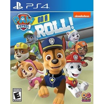 PAW Patrol: On a Roll ! (輸入版:北米) - PS4 - Switch
