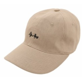 PGAC(PGAC)リネン刺繍キャップ 令和 897PA9ST1771 BEG (Men's)