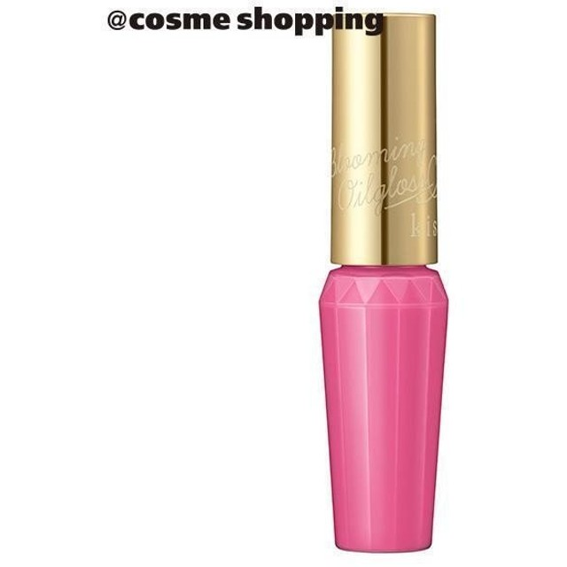 キス/ブルーミングオイルグロス(本体 06 Pink Daisy) 口紅・リップグロス