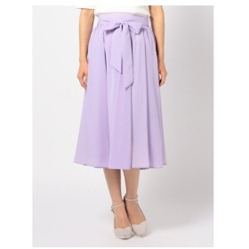 MEW'S REFINED CLOTHES(ミューズ)2WAYリボンカラーミモレスカート