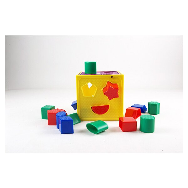 【USL遊思樂教具】配對百寶箱(白盒) G1002B01