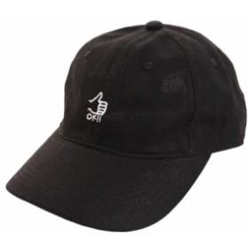 PGAC(PGAC)リネン刺繍キャップ OK 897PA9ST1728 BLK (Men's)