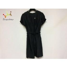 ボディドレッシング BODY DRESSING ワンピース サイズ36 S レディース 美品 黒 シルク 新着 20190702