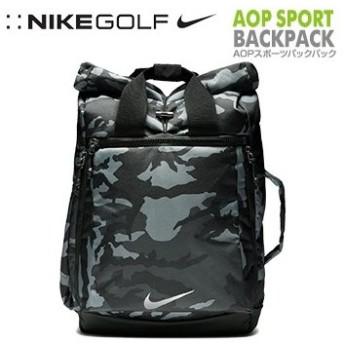 NIKE(ナイキゴルフ)日本正規品 AOP スポーツ バックパック リュックサック 2019新製品 「BA5800」