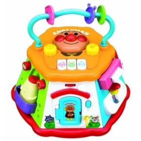 アンパンマン おおきなよくばりボックス  おもちゃ こども 子供 知育 勉強 ベビー 0歳10ヶ月~