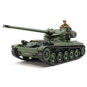 タミヤ MMフランスセンシャAMX13 1/35 フランス軽戦車 AMX-13