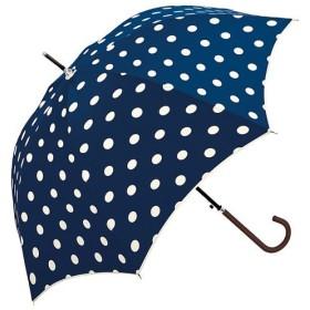 BACKYARD FAMILY crx700kasa 58cm 雨傘 グラスファイバー レディース ネイビー系2 婦人傘 【BACKYARD FAMILY】