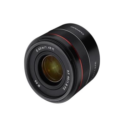 SAMYANG AF 45mm F1.8 FE FOR Sony E 自動對焦 (公司貨)