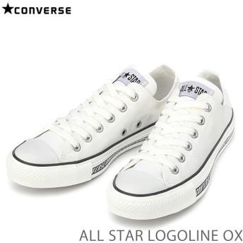 コンバース オールスター ロゴライン OX CONVERSE ALL STAR LOGOLINE OX 1SC079 WHITE 32863220210