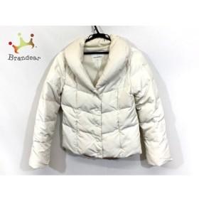 エムプルミエブラック M-premierBLACK ダウンジャケット サイズ36 S レディース アイボリー 冬物 新着 20190702