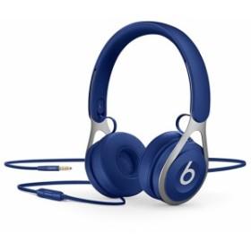 【新品即納】送料無料 beats by dr.dre 密閉型オンイヤーヘッドホン Beats EP ML9D2PA/A ブルー ヘッドバンド型 マイク 有線接続 両耳用