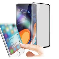 Xmart for 三星 Samsung Galaxy A60  防指紋霧面滿版玻璃保護貼
