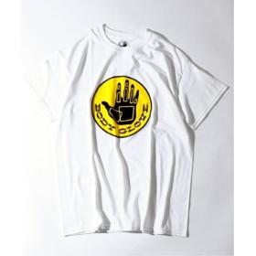 (JOURNAL STANDARD/ジャーナルスタンダード)BODY GLOVE×relume/別注ボディグローブ LOGO Tシャツ/メンズ ホワイト