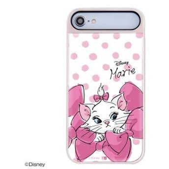 ディズニー iPhone8/7/6s 耐衝撃ケース ディズニー おしゃれキャット かわいい おしゃれ グッズ IQ-DP76PCP-MA001