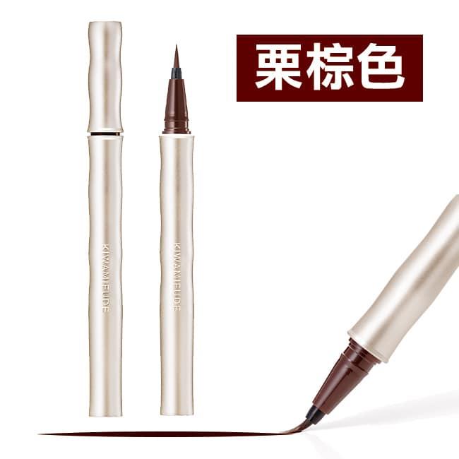 KOJI 極線美眼線液筆/栗棕色 33g