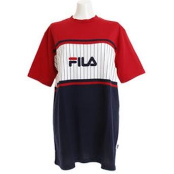【Super Sports XEBIO & mall店:トップス】切替 BIG Tシャツ FL5443-11