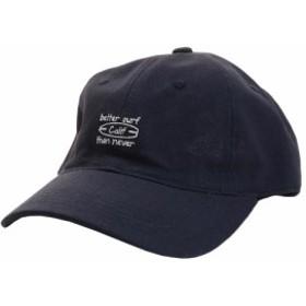 PGAC(PGAC)リネン刺繍キャップ Calif 897PA9ST1746 NVY (Men's)