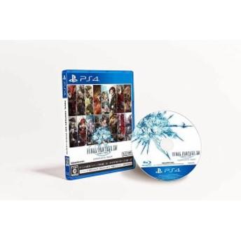 【新品】【PS4】ファイナルファンタジーXIVコンプリートパック[新生エオルゼア~漆黒のヴィランズ] [PS4版][在庫品]