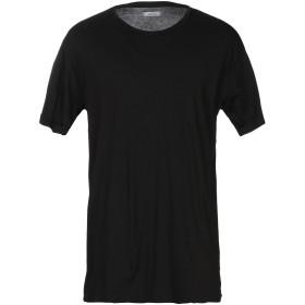 《9/20まで! 限定セール開催中》BOMBOOGIE メンズ T シャツ ブラック S コットン 100%
