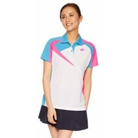 [ヨネックス] テニスウェア ゲームシャツ [レディース] 20495 ホワイト (011) 日本 M (日本サイズM相当)