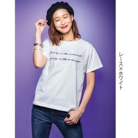 [マルイ] レディシルエットデザインTシャツ/ジーラ バイ リュリュ(ファッション)(RyuRyu)