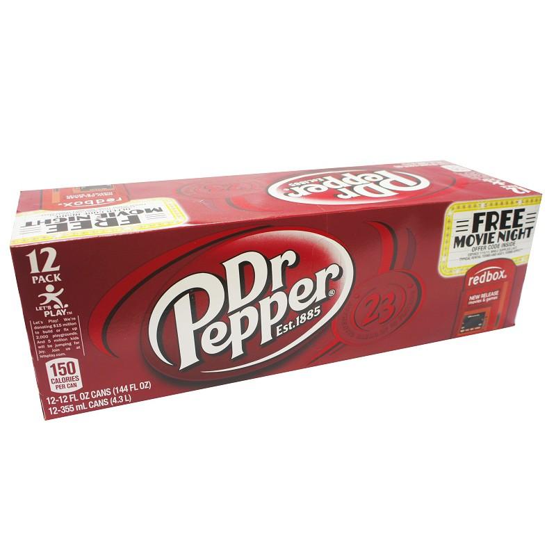 【商品特色】 美國進口Dr Pepper 胡椒博士 風靡全球軟性、碳酸飲料, 連在神的記事本、命運石之門、怪物彈珠...等等不少知名動畫裡也時常會出現! Dr Pepper/Seven Up公司前總裁