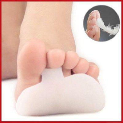 (現貨)蘋果前掌墊鞋墊 顏色隨機 (2雙入) 矽膠鞋墊【AF02144-2】JC雜貨