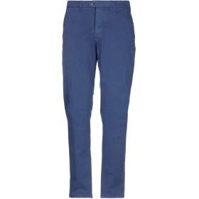 《期間限定セール開催中!》OAKS メンズ パンツ ブルー 31 コットン 97% / ポリウレタン 3%