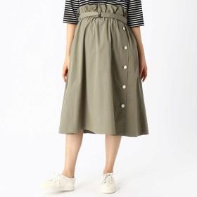 [マルイ]【セール】(マタニティ)ベルト付きラップ風スカート/コムサブロンドオフ(COMME CA BLANC D'OEUF)