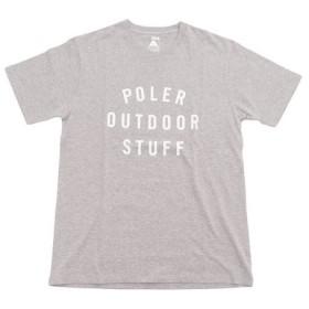 POLER POS T-SHIRT Tシャツ 55200034-GRH (Men's)