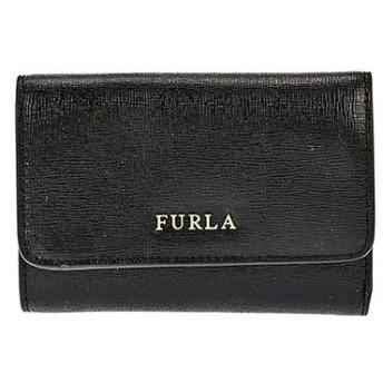 並行輸入品 FURLA フルラ 三つ折り財布 小銭入れ付き レザー