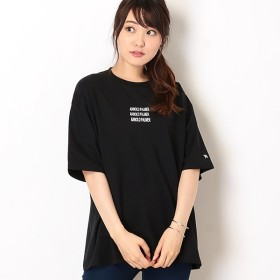 [マルイ]【セール】3連ロゴビッグTシャツ/アーノルドパーマー タイムレス(レディース)(arnold palmer timeless)