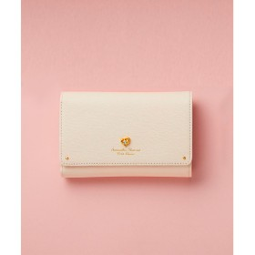 サマンサタバサプチチョイス ハートブローチシリーズ(中財布) ピンク