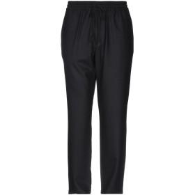 《期間限定セール開催中!》BARENA メンズ パンツ ブラック 52 バージンウール 98% / ポリウレタン 2%