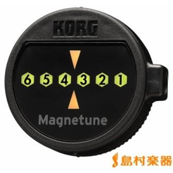 KORG コルグ Magnetune MG-1 チューナー ギター用 MG1