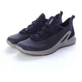 エコー ECCO Mens BIOM OMNIQUEST Outdoor Shoe (BLUE)