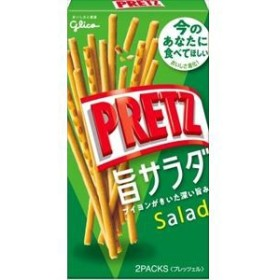 江崎グリコ プリッツ 旨サラダ 2パック×10入